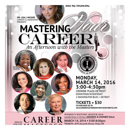 Panelists Announced for 2016 Career Mastered Executive Business Round-Table on March 14